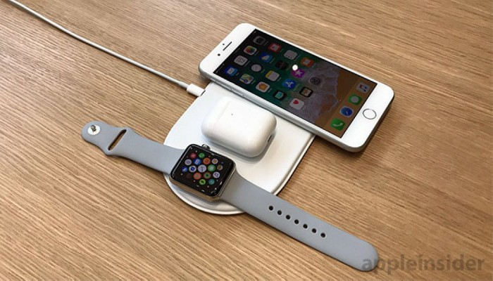 AirPower虽已取消,但2020上半年苹果会推出小型无线充电面板