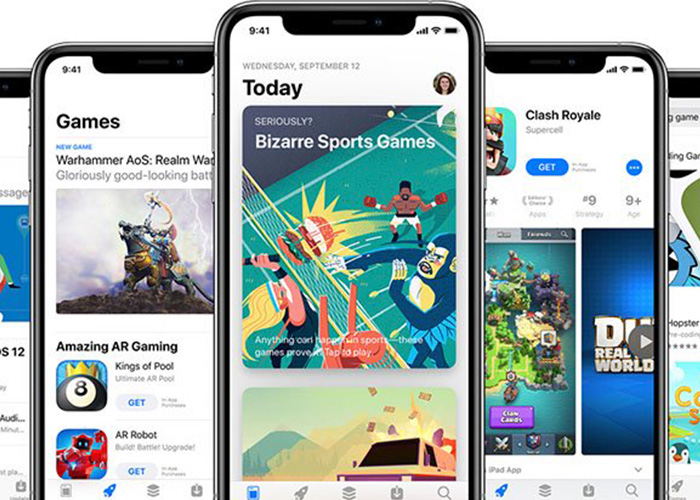 圣诞节那天,App Store 消费再创新纪录 1.93 亿美元
