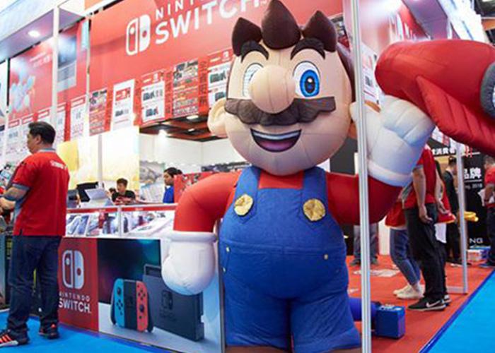 传任天堂今年将推出新款Switch,采用金属外壳