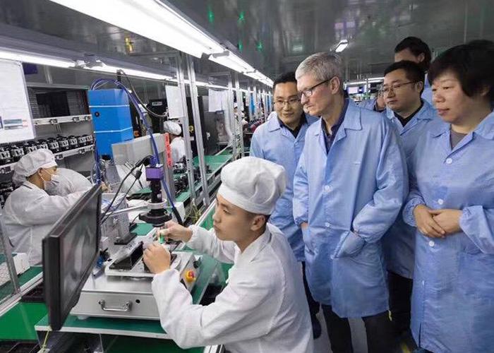 AirPods Pro 需求旺盛 苹果再增加一家中国供应商