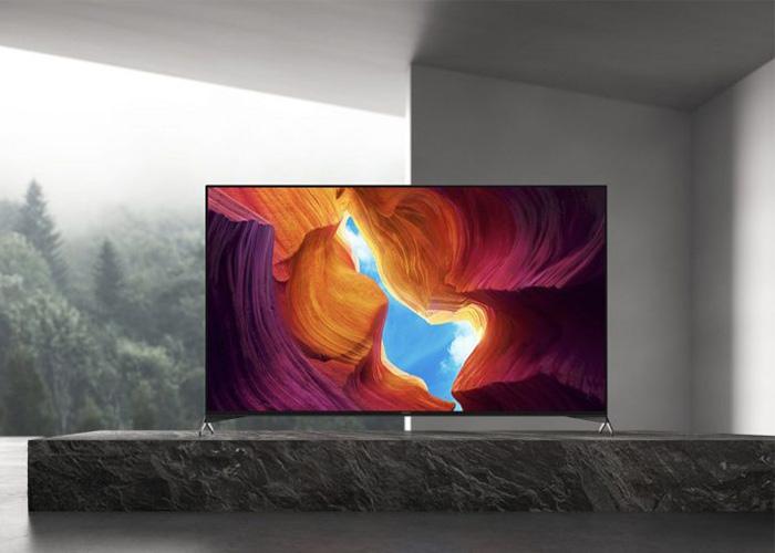 CES 2020:索尼发布全新 4K 和 8K 电视
