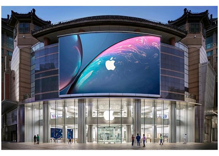 北京 5 家 Apple Store 明日开始恢复营业