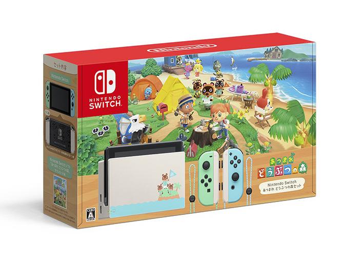 任天堂推出珊瑚色Switch Lite 动森限定机3月7日开启预约