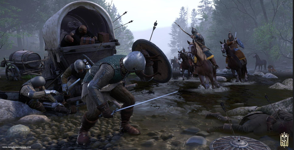 Epic Games本周限免:史诗级RPG《Kingdom Come:Deliverance》和策略游戏《Aztez》