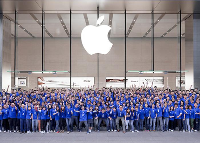 苹果给滞留湖北温州的员工发防疫物资和iPad