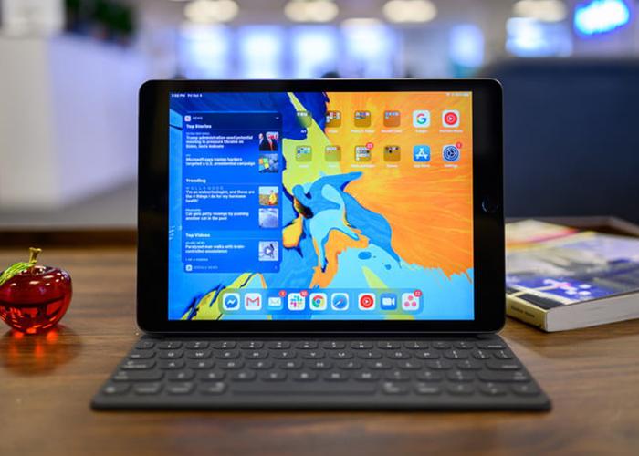 得益于10.2英寸iPad强劲需求 苹果扩大其在平板电脑市场的领先地位