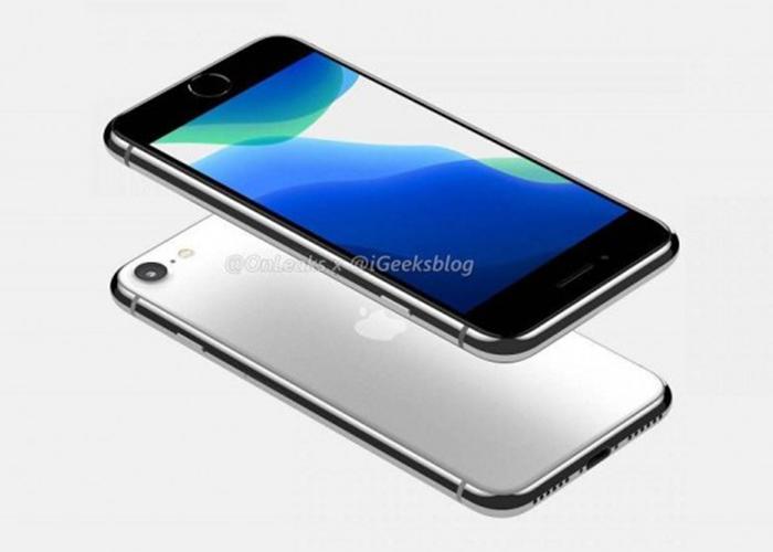 iPhone 9 Plus曝光:6.1寸LCD屏、侧指纹与电源键合一