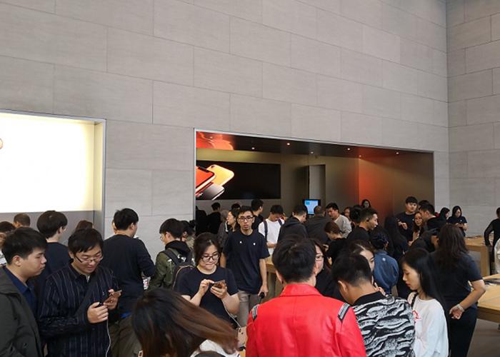 苹果中国关店或令百万部iPhone销售推迟