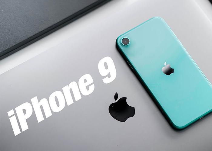 苹果恢复iPhone 9系列生产:iPhone 9 Plus最快4月底亮相