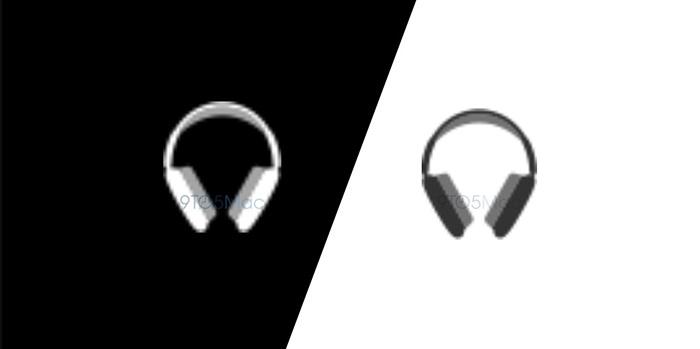iOS 14 图标首次曝光苹果高端头戴式耳机