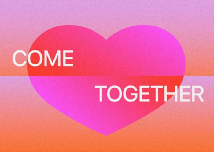 Apple Music推新冠病毒大流行专题版块Come Together