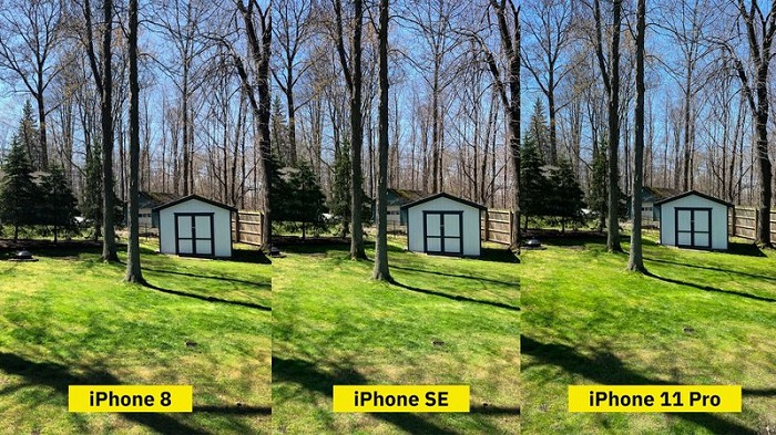 2020款iPhone SE照相评测:后置单摄不逊于iPhone 11产品线