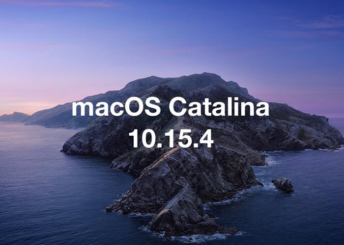 苹果发布watchOS 6.2.1和macOS 10.15.4补充更新,修复BUG