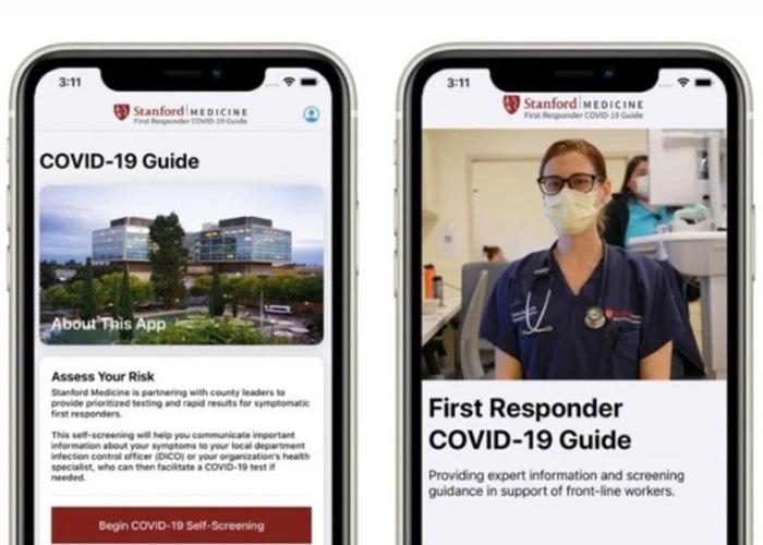 斯坦福大学和苹果合作开发App为抗击疫情助力