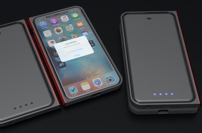 FUN科技 | castAway one 智能手机保护壳,您随身的第二块手机屏幕
