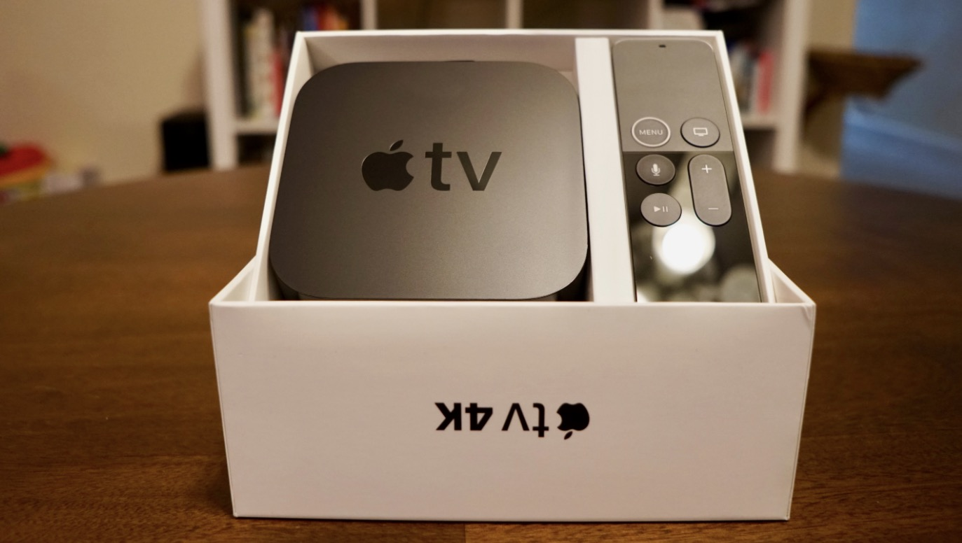 新款 Apple TV 4K 即将发布,搭载 A12X 芯片