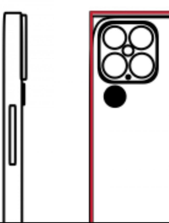 2021年款iPhone 13相机细节曝光:四摄+LiDAR