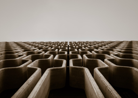 雅达利迷宫游戏《Entombed》的运行算法仍然是个未解之谜