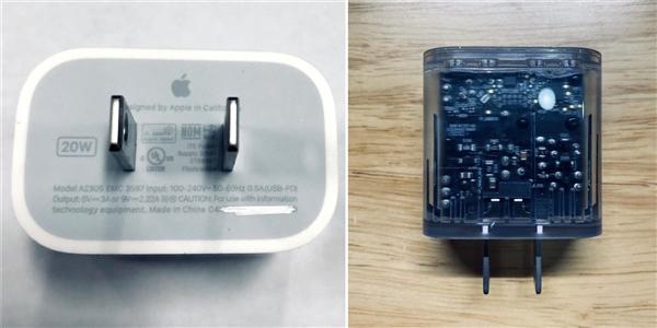 苹果20W快充充电器已获认证:iPhone 12有望成为标配