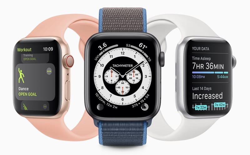 watchOS 7预览发布:睡眠跟踪、自动洗手检测和音量检测提醒等多项新功能