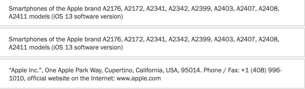 iPhone 12 和全新 iMac 出现在数据库中