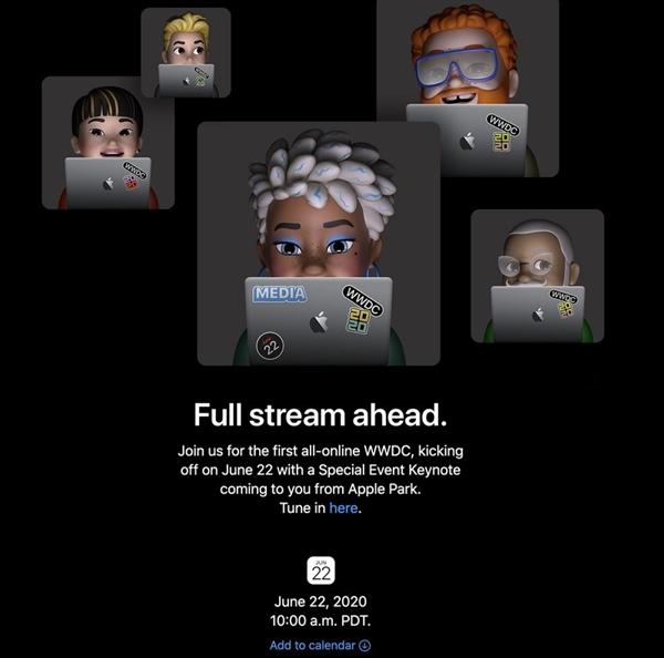 苹果WWDC20将带来一大波新系统,可能还有新Mac