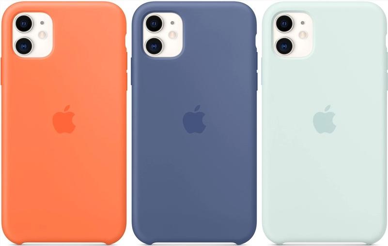 苹果为iPhone与Apple Watch更新硅胶系列配件