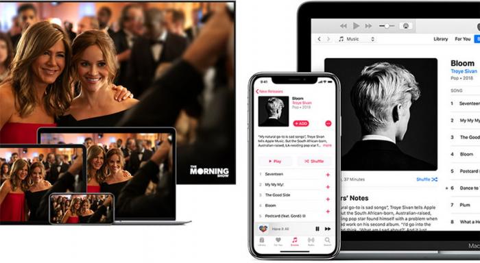 iOS 13.5.5 代码暗示苹果正在开发服务套餐