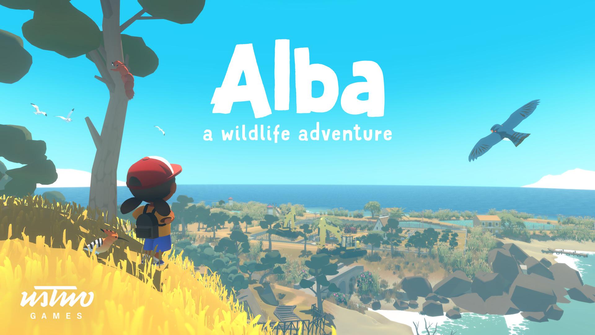 《纪念碑谷》团队公布新作《阿尔芭:野生动物冒险》