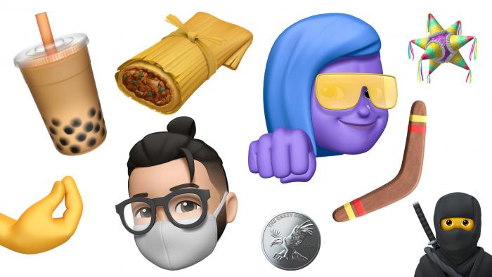 庆祝世界表情符号日 苹果将在iOS 14新增珍珠奶茶等全新表情