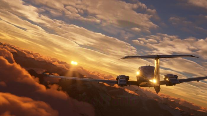 在这款2000TB的游戏里,你可以开着飞机飞遍地球的每个角落