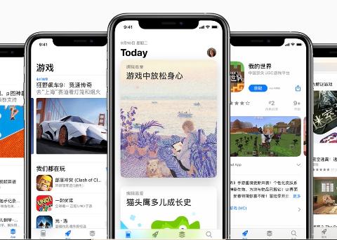 苹果冻结 App Store 中国区数万游戏更新