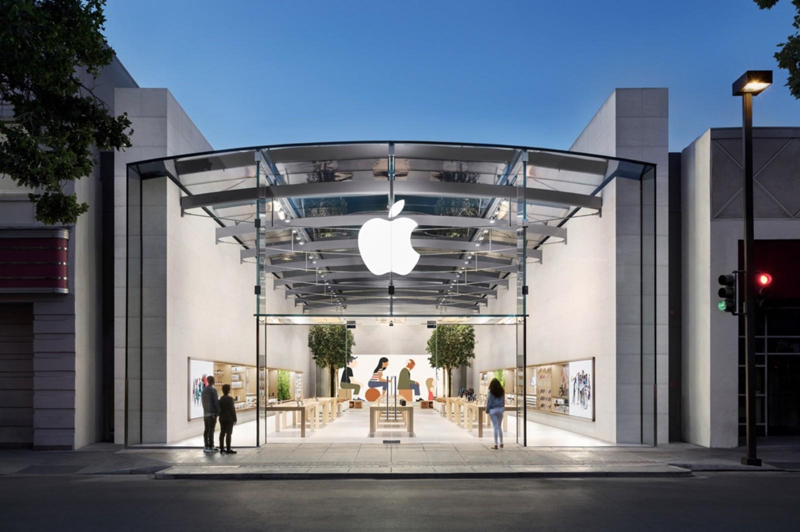 因疫情影响:苹果调整了零售店员的工作角色