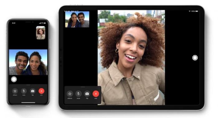 网友发现苹果发布iOS 13.6更新在阿联酋终于支持启用FaceTime
