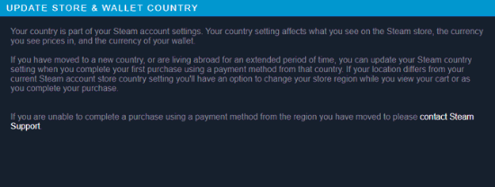 Steam出台新政策 玩家更加难以通过换区购买低价游戏
