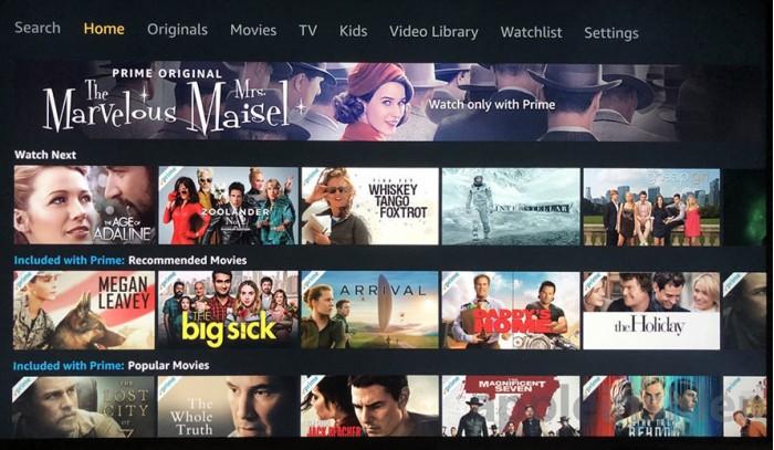 为引入Prime Video登陆iOS和Apple TV,苹果向亚马逊让利