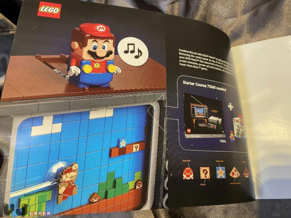 乐高任天堂再度合体:将合作发布任天堂NES乐高套装