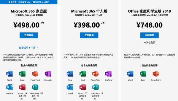 限量200份|Microsoft Office 365 家庭版仅需 99 元