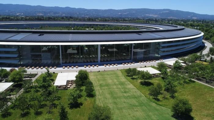 据爆料,iPhone 12主题演讲正在Apple Park进行录制