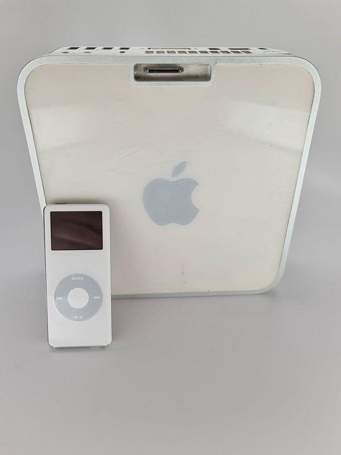 从未发布的初代Mac Mini原型机照片曝光