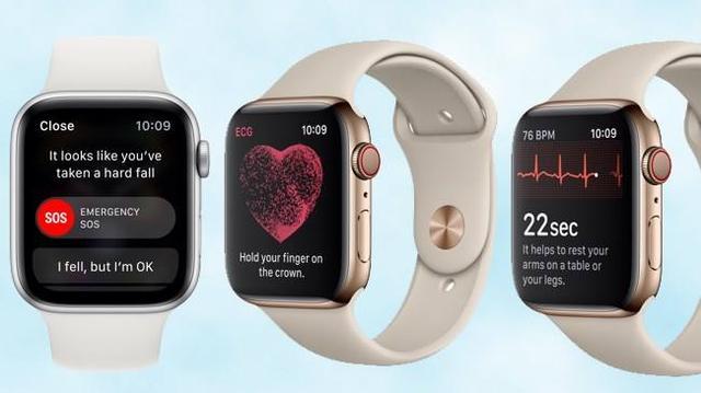 外媒报道 Apple Watch 6 将加入血氧传感器