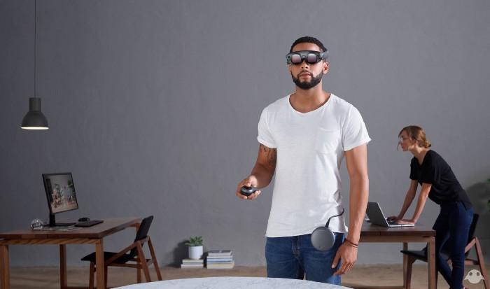 苹果新专利:可防止VR用户碰到现实世界中的物体
