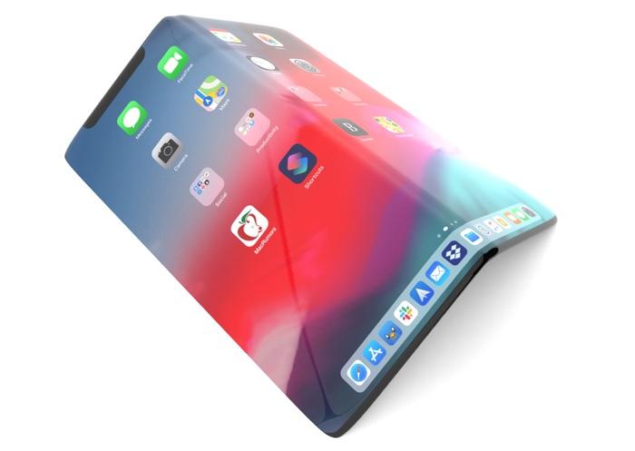 微博用户爆料称苹果向三星订购大量可折叠手机屏幕样品