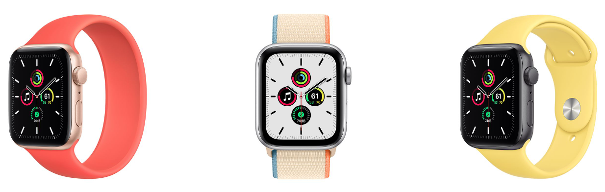 苹果发布Apple Watch Series 6和Apple Watch SE,有何亮点?