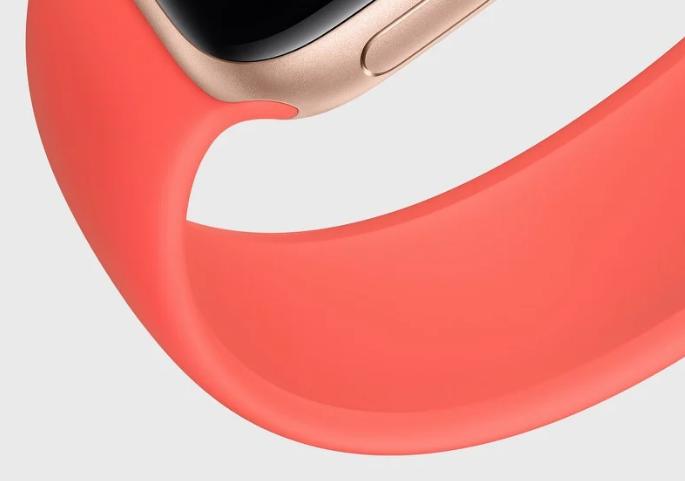 苹果更新表带尺寸指南,强调新单圈表带可能会随着时间推移而变长