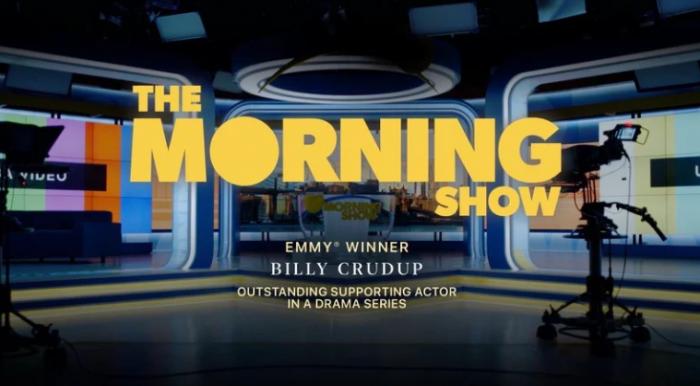 Apple TV+凭借《早间秀》获首个黄金时段艾美奖