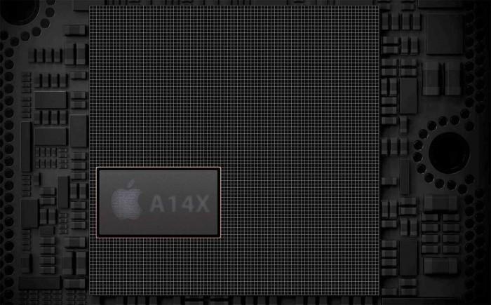 苹果开始量产5nm A14X Bionic芯片 为iPad Pro新机型做准备