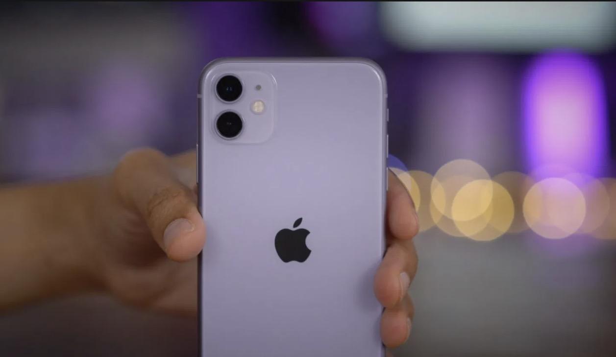 iPhone 11 是2020年上半年出货量最高的智能手机