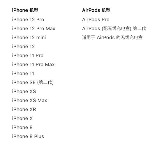 苹果MagSafe充电器支持iPhone 11吗?