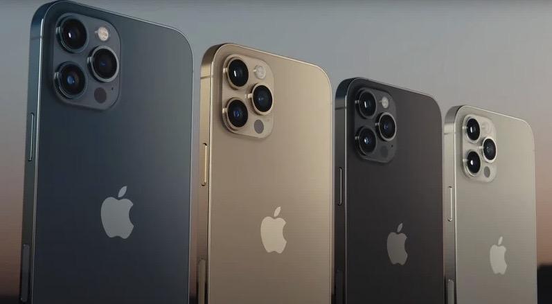 iPhone 12 Pro 配6GB内存,iPhone 12 和 12 mini 仍是4GB